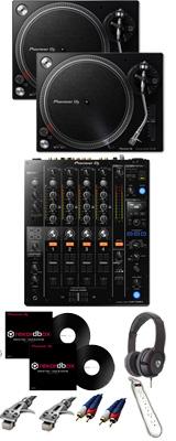 ■ご予約受付■ PLX-500-K /  DJM-750MK2 DVSオススメBセット 9大特典セット