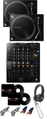 PLX-500-K /  DJM-750MK2DVSオススメBセット 9大特典セット