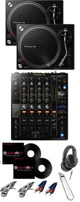 PLX-500-K /  DJM-750MK2 DVSオススメBセット 9大特典セット