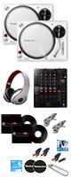 PLX-500-W /  DJM-750MK2 DVSオススメBセット 11大特典セット