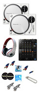 PLX-500-W  /  DJM-750MK2 オススメBセット 9大特典セット