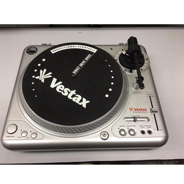 【限定1台】【中古】Vestax(ベスタクス) / PDX-2000 (シルバー) (本体角にキズ有り)