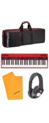 【スタートセット】Roland(ローランド) / GO:KEYS (GO-61K) - エントリーキーボード- 3大特典セット