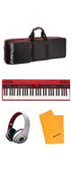 Roland(ローランド) / GO:KEYS (GO-61K) - エントリーキーボード --スタートセット- 3大特典セット