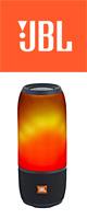 JBL(ジェービーエル) / PULSE3 (ブラック) - 防水Bluetoothワイヤレススピーカー - 1大特典セット