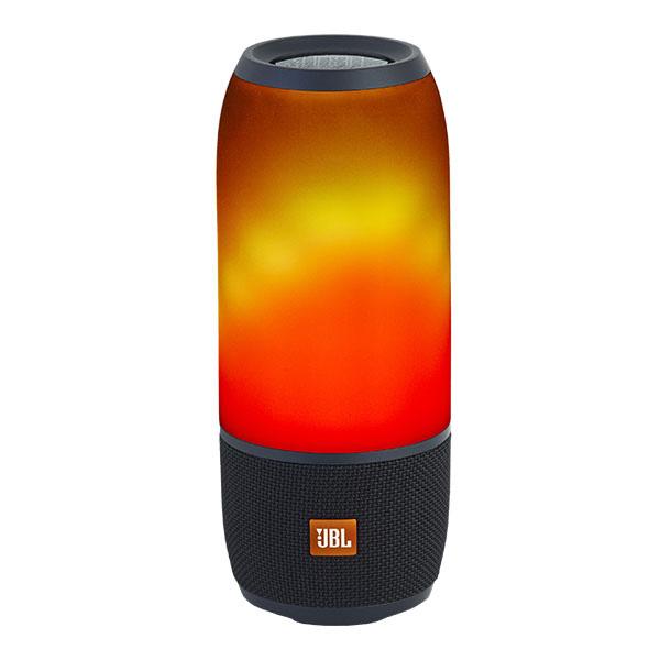 JBL(ジェービーエル) / PULSE3 (ブラック) - 防水Bluetoothワイヤレススピーカー - ■限定セット内容■ 【 最上級エージング・ツール 】
