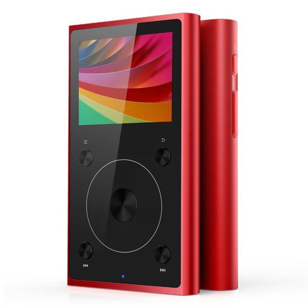 Fiio(フィーオ) / X1 2nd Gen (RED) - ハイレゾ対応 ワイヤレスデジタルオーディオプレイヤー(DAP) - [Serial removed]
