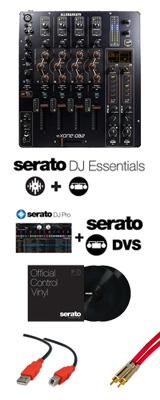 Allen&Heath(アレンアンドヒース) / XONE:DB2 / Serato DJ Essentials DVSセット 3大特典セット
