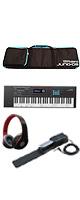 Roland(ローランド) / JUNO-DS61 最低限自宅練習セット- 61鍵 シンセサイザー  3大特典セット