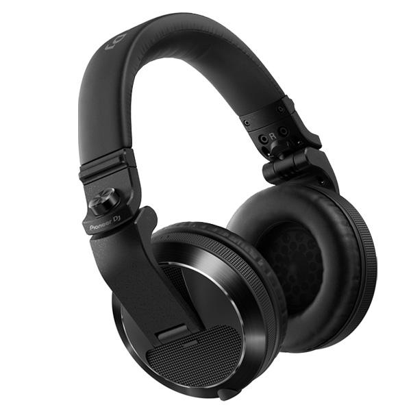 Pioneer(パイオニア) / HDJ-X7-K (ブラック) - DJ用ヘッドホン - 1大特典セット