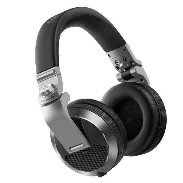 Pioneer(パイオニア) / HDJ-X7-S (シルバー) - DJ用ヘッドホン - 1大特典セット