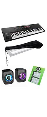 Native Instruments / KOMPLETE KONTROL S61 MK2 / 61鍵 MIDIキーボード 【ネイティブインストゥルメンツ】 3大特典セット