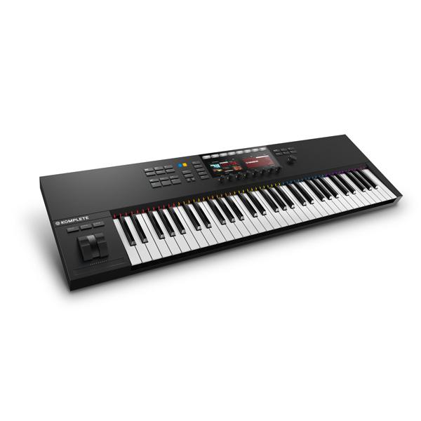 KOMPLETE KONTROL S61 MK2 / Native Instruments(ネイティブインストゥルメンツ) - MIDIキーボード61鍵  -
