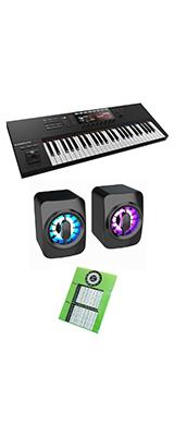 Native Instruments / KOMPLETE KONTROL S49 MK2 / 49鍵MIDIキーボード 【ネイティブインストゥルメンツ】 2大特典セット