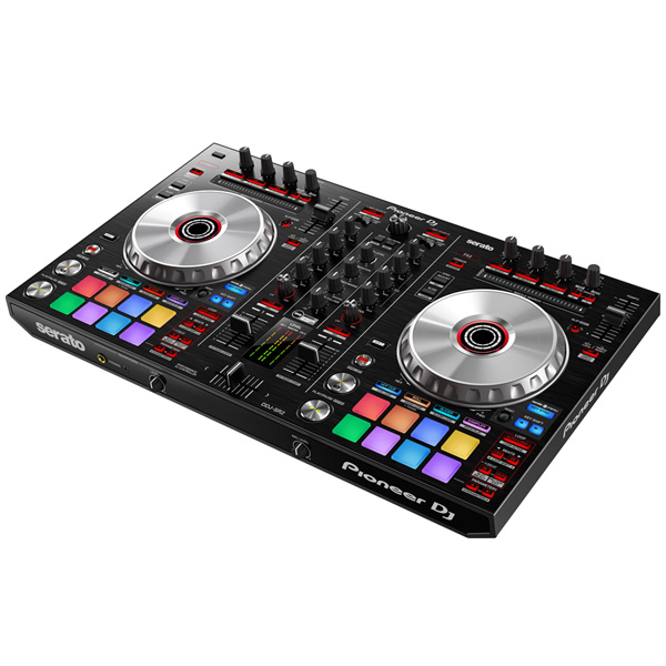 Pioneer(パイオニア) / DDJ-SR2  【Serto DJ 無償】 PCDJコントローラー