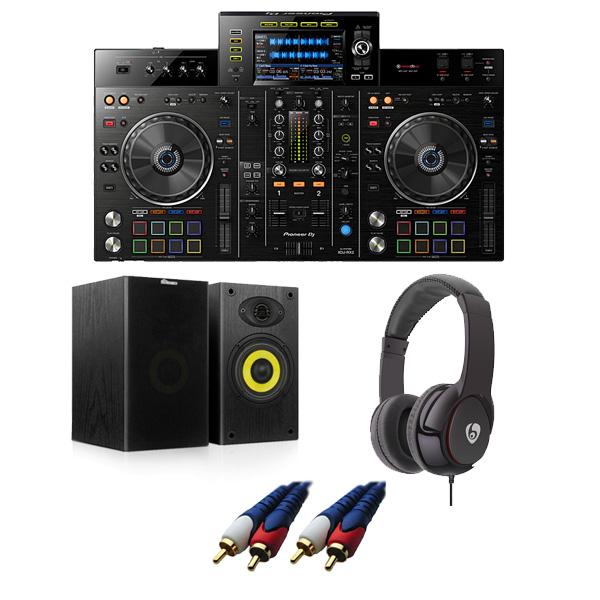 【期間限定】Pioneer (パイオニア) / XDJ-RX2【rekordbox dj無償対応】ヘッドホン&スピーカー付きクリスマスセット