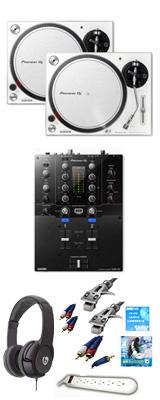 PLX-500-W /  DJM-S3 DVSオススメBセット 9大特典セット