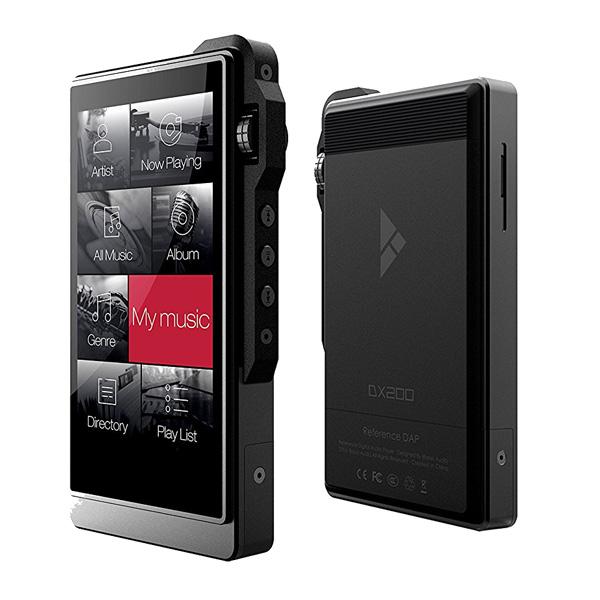 iBasso Audio(アイバッソ オーディオ) / DX200 【64GB】 - ハイレゾ対応 デジタルオーディオプレイヤー(DAP) -