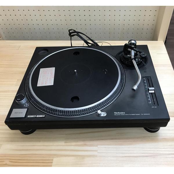 【限定1台】【中古】Technics(テクニクス) / SL-1200 mk3 - ターンテーブル -
