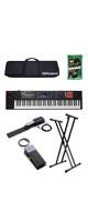【2種のペダルセット】Roland(ローランド) / FA-07 - 76鍵盤ワークステーション・シンセサイザー - 4大特典セット