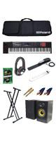 【モニターセット】Roland(ローランド) / FA-07  -76鍵盤ワークステーション・シンセサイザー - 7大特典セット