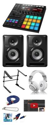 MASCHINE MK3 / S-DJ50X 激安定番セット  9大特典セット