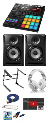MASCHINE MK3 / S-DJ60X 激安定番セット  9大特典セット