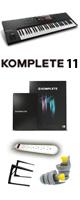 KOMPLETE KONTROL S61 MK2 /KOMPLETE 11 UPGオススメセット 3大特典セット