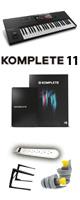 KOMPLETE KONTROL S49 MK2 /KOMPLETE 11 UPGオススメセット 3大特典セット