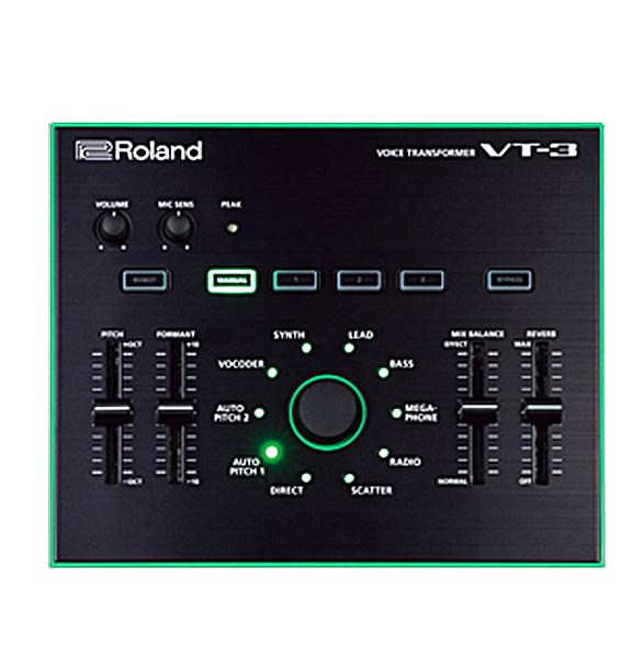 Roland(ローランド) AIRA / VT-3 ボーカル・エフェクター 1大特典セット