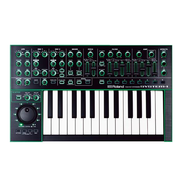 Roland(ローランド) / SYSTEM-1 - プラグアウトシンセサイザー -