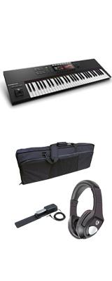 ■ご予約受付■ 【撥水ケースプレゼント!】KOMPLETE KONTROL S61 MK2 / Native Instruments(ネイティブインストゥルメンツ)  - MIDIキーボード61鍵  -  3大特典セット