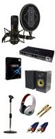 【DTM高音質レコーディングセットB】Cubase Pro 9 (アカデミック版) /Rubix44 / STC-20 PACK 5大特典セット