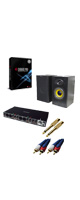 【DTM初心者セットA】 Cubase Pro 9 (アカデミック版) /Rubix44 3大特典セット