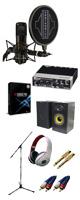 【DTM高音質レコーディングセットA】Cubase Pro 9 (アカデミック版) /UR22mkII / STC-20 PACK セット 5大特典セット