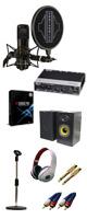 【DTM高音質レコーディングセットB】Cubase Pro 9 (アカデミック版) / UR242 / STC-20 PACK 5大特典セット
