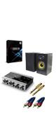 【DTM初心者セットA】 Cubase Pro 9 (アカデミック版) /KOMPLETE AUDIO 6 3大特典セット
