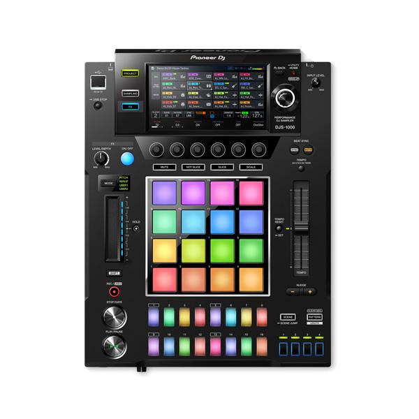 Pioneer(パイオニア) / DJS-1000 - スタンドアローン型DJ向けハードウェアサンプラー