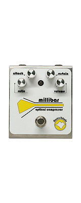 MastroValvola(マストロバルボーラ) / millibar(ミリバーム) - オプティカル・コンプレッサー - 1大特典セット