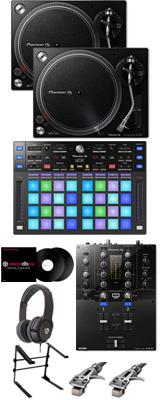 PLX-500-K/DJM-250MK2/DDJ-XP1 初心者応援DJスタートセット 12大特典セット