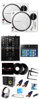 PLX-500-W/DJM-250MK2/DDJ-XP1 初心者応援DJスタートセット 11大特典セット