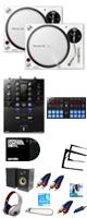 PLX-500-W/DJM-S3/DDJ-SP1 初心者応援DJスタートセット 11大特典セット