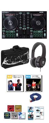 Roland(ローランド) / DJ-202 激安初心者モバイルオススメCセット   13大特典セット