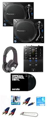 PLX-1000 /  DJM-S3 激安初心者DVSセット 10大特典セット