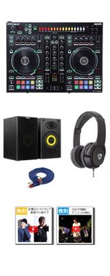 Roland(ローランド) / DJ-505 【Serato DJ 無償】 激安定番Bセット - PCDJコントローラー -  5大特典セット