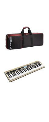 Roland(ローランド) / JUSTY (HK-100) 【モバイルセット】- 吹奏楽や合唱の基礎練習に最適 ハーモニー&リズム練習用キーボード -