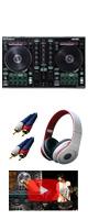 【100円パワーアップセット】Roland(ローランド) / DJ-202 - PCDJコントローラー -  3大特典セット