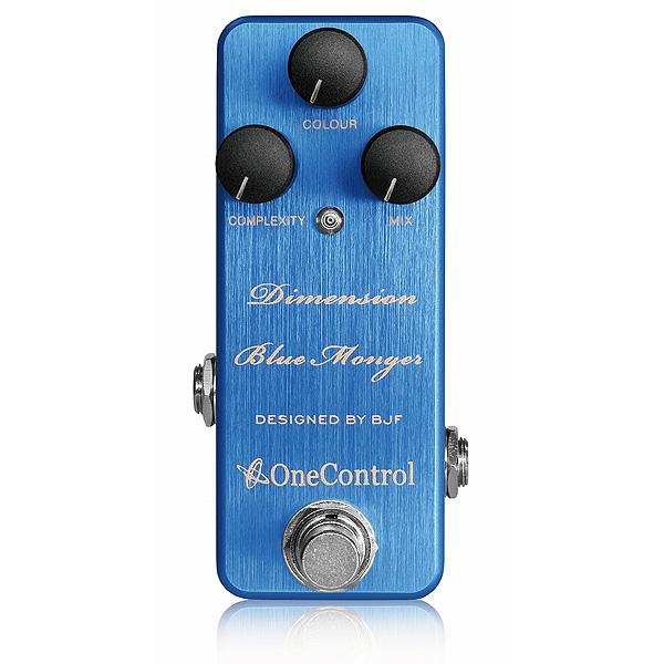 One Control(ワンコントロール) / Dimension Blue Monger - モジュレーション -《ギターエフェクター》