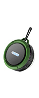 VicTsing / Shower Speaker (Army Green) - IPX4 防水ワイヤレススピーカー -