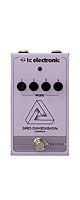 TC Electronic(ティーシーエレクトロニック) / 3RD DIMENSION CHORUS - コーラス -
